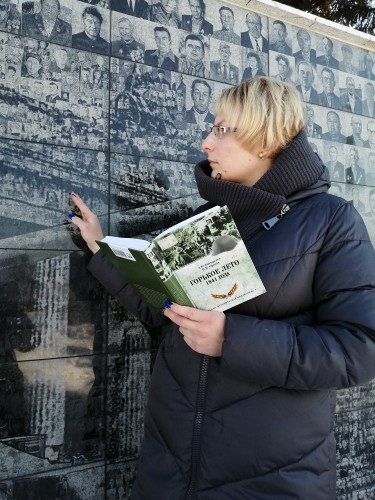 В книжной памяти мгновения войны Кочнева Ирина и Прошева Светлана.jpg